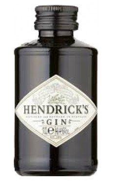 Hendrick's Gin mini 5cl
