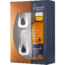 Benromach 10Y 70cl Gift Pack