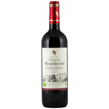 Chateau Bourdicotte Rouge
