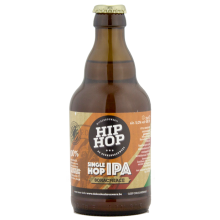 Hip Hop Single Hop IPA 33cl