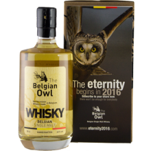 The Belgian Owl  3 Years Single malt