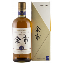 Nikka Whisky Yoichi 10 Years 70cl