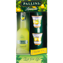Pallini Limoncello gift pack