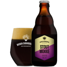 Stout mokke 33cl