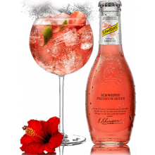 Scheppes Hibiscus Tonic  20cl